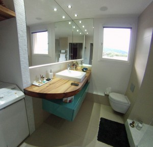 Ameublement salle de bain